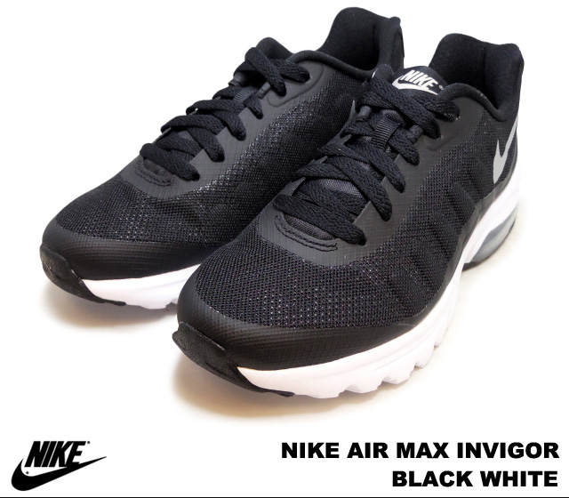 63ae70e0ea7c81 ... nike womens air max in vigor black white nike air max invigor 749866  001 black white ...
