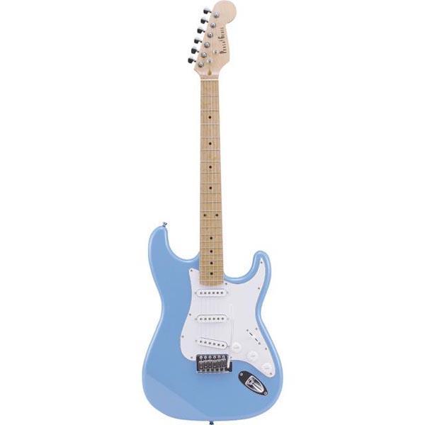 【送料無料】PhotoGenic エレキギター ライトブルー ST-180M