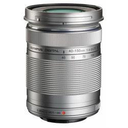 【送料無料】OLYMPUS 40-150mm F4.0-5.6R シルバー