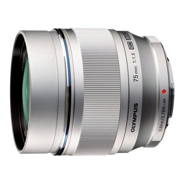 【送料無料】OLYMPUS M.ZUIKO DIGITAL ED 75mm F1.8