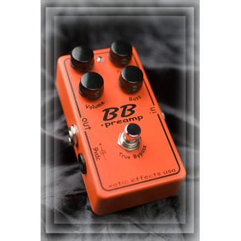 【送料無料】Xotic BB Preamp