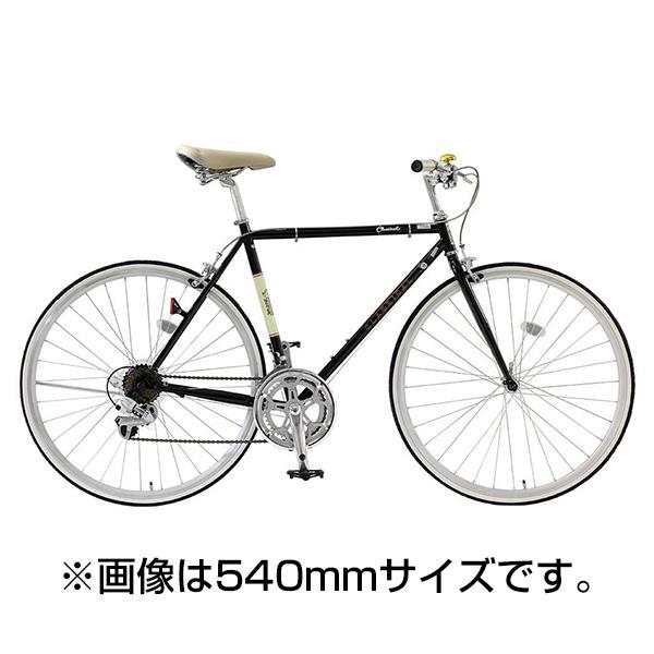 【送料無料】TOP ONE YCR7014-4D-460-BK ブラック Classical(クラシカル) [クロスバイク(700×25C・14段変速) 460mmサイズ]【同梱配送不可】【代引き不可】【沖縄・北海道・離島配送不可】
