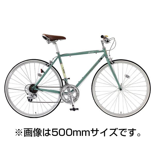 【送料無料】TOP ONE YCR7014-4D-460-GG グリーン Classical(クラシカル) [クロスバイク(700×25C・14段変速) 460mmサイズ]【同梱配送不可】【代引き不可】【沖縄・北海道・離島配送不可】