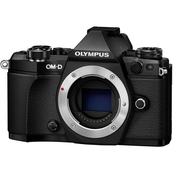 【送料無料】OLYMPUS E-M5 Mark2ボディー ブラック [デジタル一眼カメラ(1605万画素)]