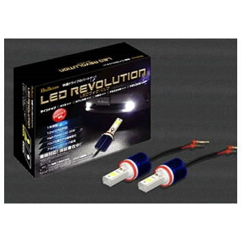 Bullcon SLL-F11Y LED REVOLUTION [LEDフォグバルブ イエロー]
