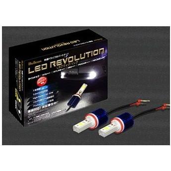 【送料無料】Bullcon SLL-F24W LED REVOLUTION [LEDフォグバルブ ホワイト]