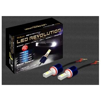 【送料無料】Bullcon SLL-F24Y LED REVOLUTION [LEDフォグバルブ イエロー]