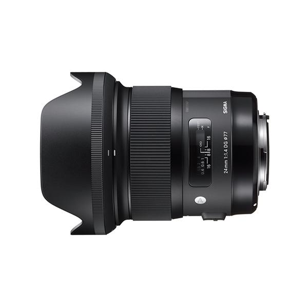 【送料無料】SIGMA 24mm F1.4 DG HSM [キヤノン用] [24mm F1.4 DG HSM Art(キヤノンEFマウント)]