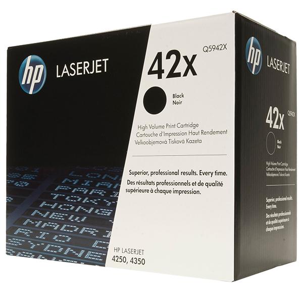 【送料無料】HP Q5942X [トナーカートリッジ] 【同梱配送不可】【代引き・後払い決済不可】【沖縄・北海道・離島配送不可】