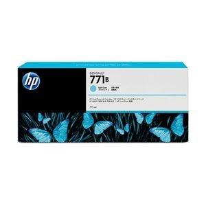 【送料無料】HP B6Y04A ライトシアン [インクカートリッジ] 【同梱配送不可】【代引き・後払い決済不可】【沖縄・北海道・離島配送不可】
