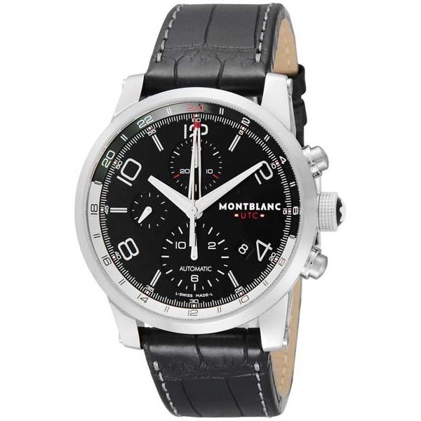 【送料無料】Montblanc モンブラン MBL-107336 TIME WALKER UTC 自動巻き [腕時計]