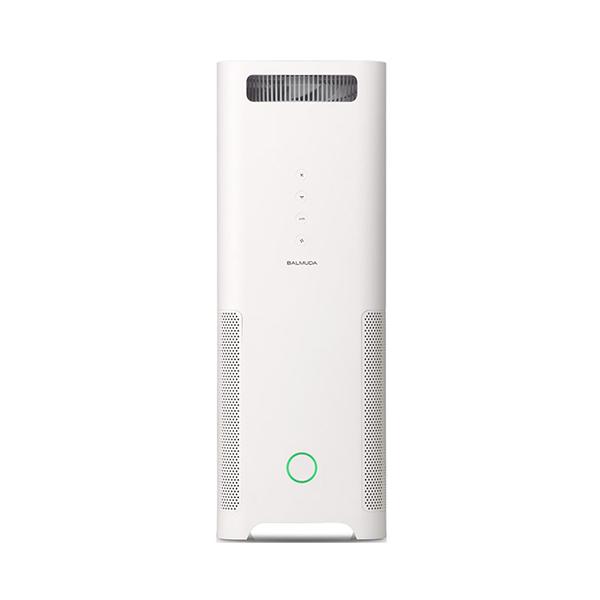 【送料無料】BALMUDA EJT-1100SD-WG ホワイト×グレー AirEngine [空気清浄機(~36畳)]