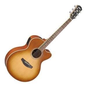 【送料無料】YAMAHA CPX700II SDB [アコースティックギター CPXカッタウェイ ブラック APX/CPXシリーズ]【メーカー直送】【代引き不可】【沖縄・北海道・離島不可】