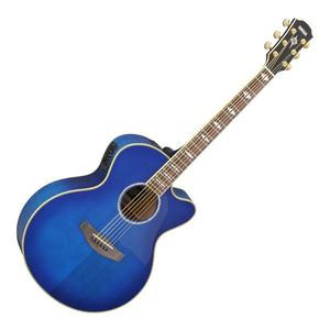 【送料無料】YAMAHA CPX1000 UM [アコースティックギター CPXカッタウェイ ウルトラマリン APX/CPXシリーズ]【メーカー直送】【代引き不可】【沖縄・北海道・離島不可】