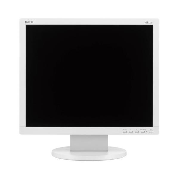 NEC LCD-AS172M-W5 ホワイト [17型液晶モニター(バックライト搭載)] 【同梱配送不可】【代引き・後払い決済不可】【沖縄・北海道・離島配送不可】