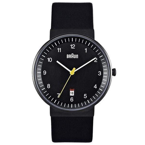 【送料無料】BRAUN BN0032BKBKG ブラック BN0032シリーズ [腕時計] 【並行輸入品】