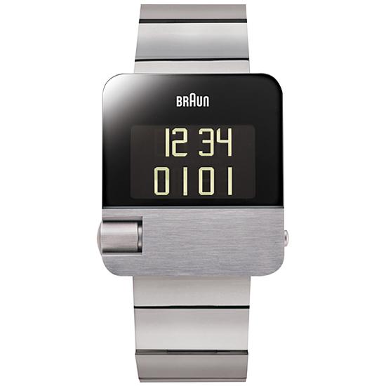【送料無料】BRAUN BN0106SLBTG ブラック×シルバー/シルバー BN0106シリーズ [腕時計] 【並行輸入品】