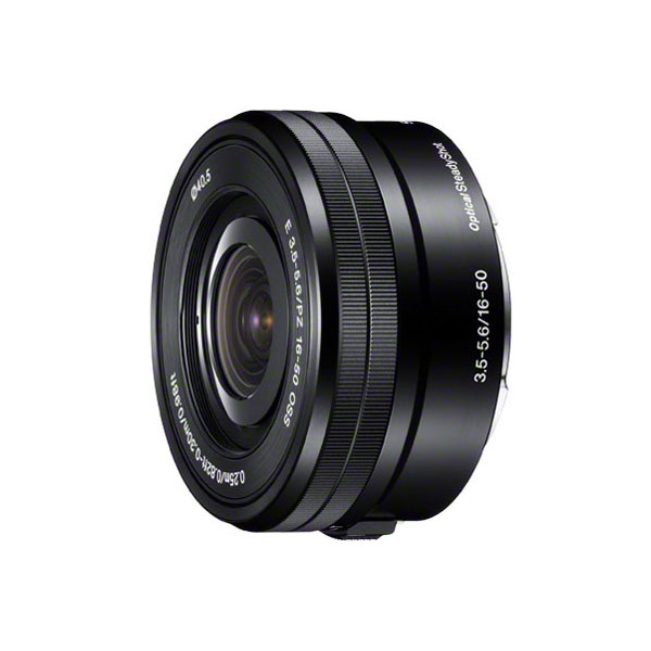 【送料無料】SONY SELP1650 [カメラ用交換レンズ(ソニーEマウント用) E PZ 16-50mm F3.5-5.6 OSS]