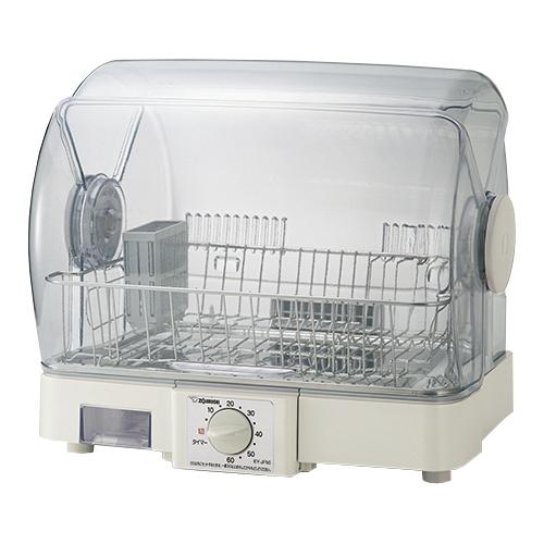 【送料無料】象印 EY-JF50-HA グレー [食器乾燥器(5人分)]
