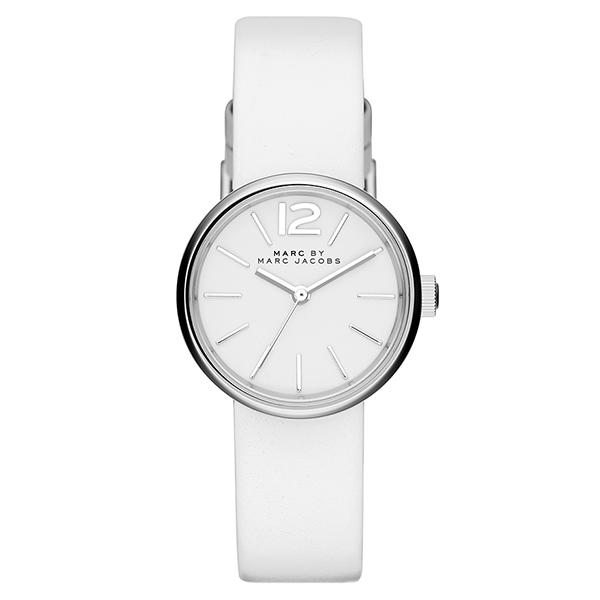 【送料無料】MARC JACOBS MBM1367 ホワイト Peggy 26(ペギー 26) [腕時計] 【並行輸入品】