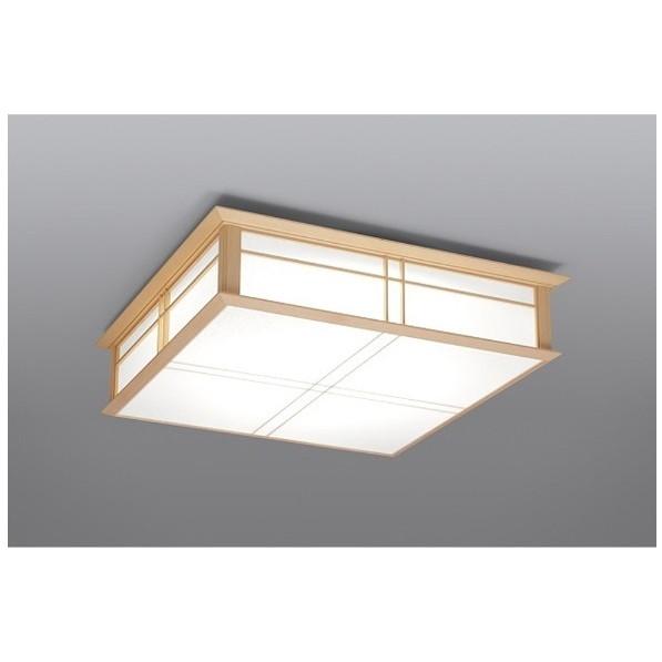 【送料無料】日立 LEC-CH1200CJ [和風LEDシーリングライト(~12畳/調光・調色) リモコン付き スクエアタイプ]