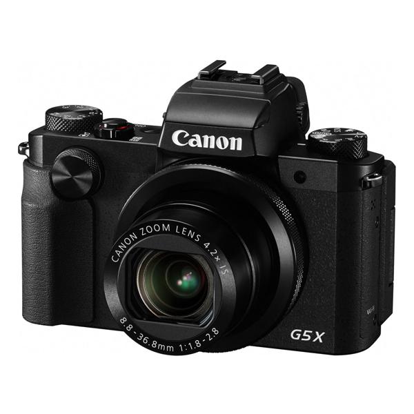 【送料無料】CANON PowerShot G5 X [コンパクトデジタルカメラ(2020万画素)]