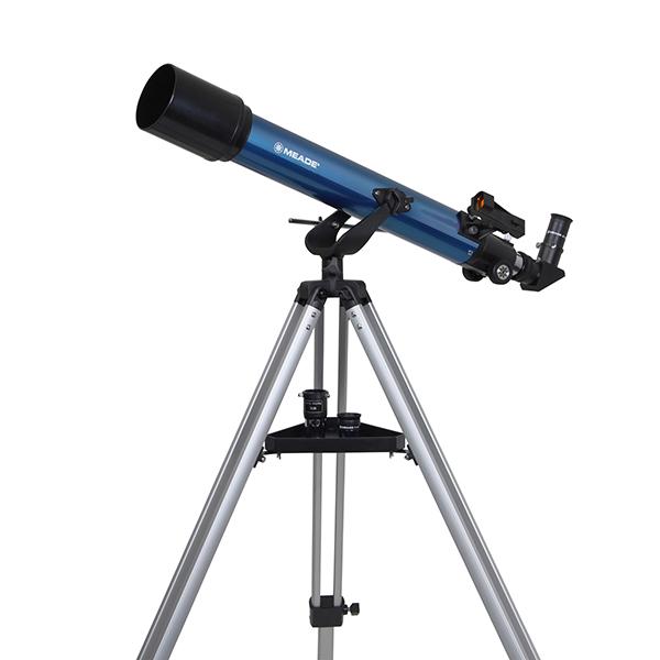 【送料無料】MEADE AZM-70 [屈折式・経緯台式天体望遠鏡(口径70mm)]