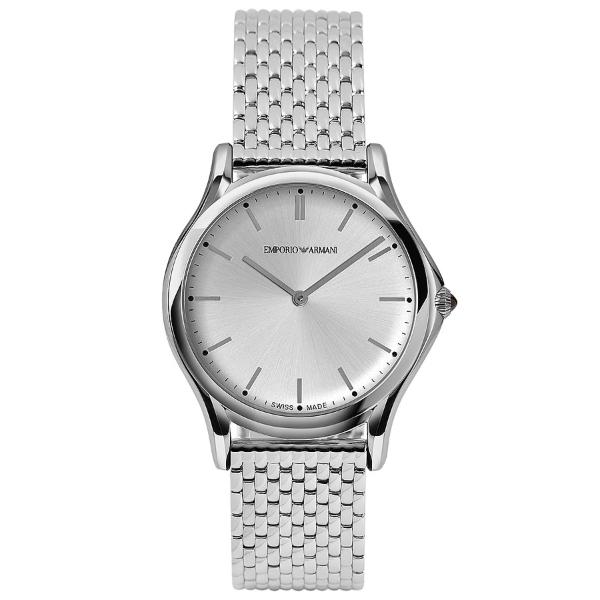 【送料無料】EMPORIO ARMANI ARS2006 シルバー [クォーツ腕時計(ユニセックス)] 【並行輸入品】