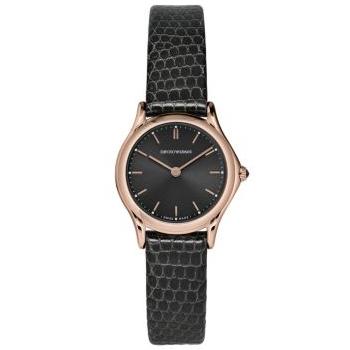 【送料無料】EMPORIO ARMANI ARS7201 ダークグレー [クォーツ腕時計(レディース)] 【並行輸入品】