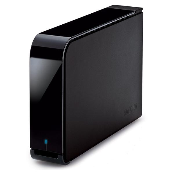 【送料無料】BUFFALO HD-LX2.0U3D ブラック HD-LXU3D [外付けハードディスク ハードウェア暗号機能搭載 USB3.0用 (2TB)]