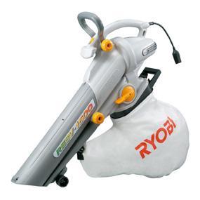 RYOBI RESV-1500 送風粉砕吸引が1台で可 清掃 強力な吸引 庭 落ち葉 玄関周り ゴミの減量 掃除