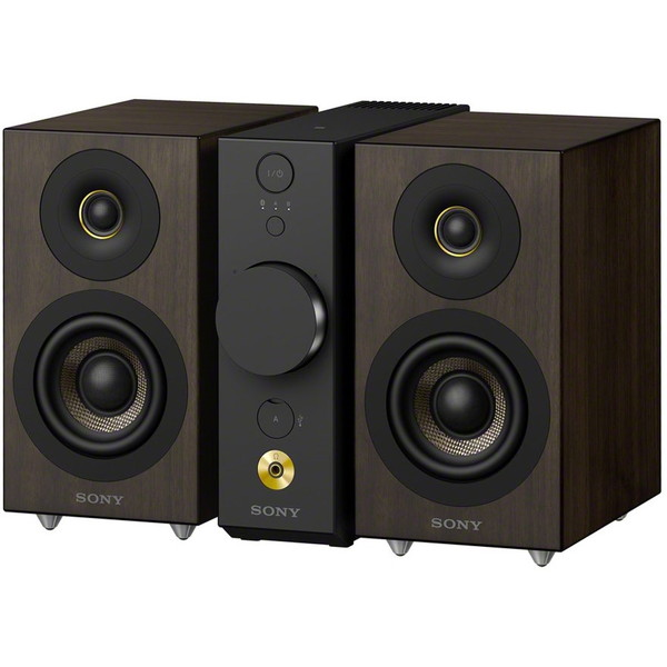 【送料無料】SONY CAS-1 (B) ブラック [Bluetoothスピーカーシステム(セパレートタイプ・ハイレゾ音源 )]