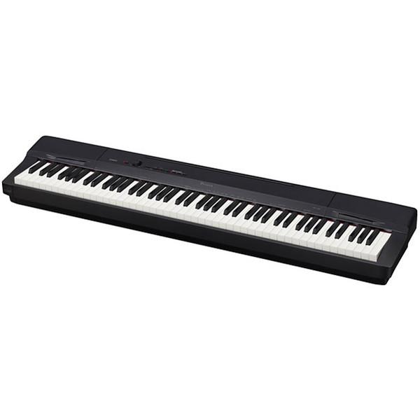 【送料無料】CASIO PX-160-BK ソリッドブラック調 Privia(プリヴィア) [電子ピアノ]