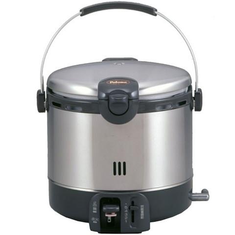 【送料無料】パロマ PR-100EF-13A [ガス炊飯器 ステンレスタイプ(都市ガス用・5.5合炊き)]