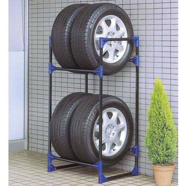 【送料無料】パール金属 PAL M9640 タイヤガレージ RV・大型自動車用 CAPTAIN STAG(キャプテンスタッグ)