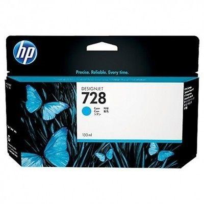 【送料無料】HP F9J67A HP728 [インクカートリッジ(シアン)] 【同梱配送不可】【代引き・後払い決済不可】【沖縄・北海道・離島配送不可】