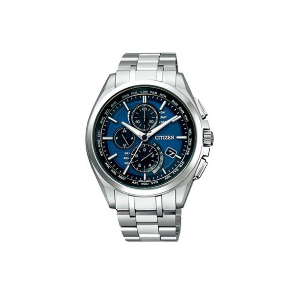 【送料無料】【1年保証】腕時計 シチズン (CITIZEN) アテッサ (ATTESA)AT8040-57L 【メンズ】【日本製】【エコドライブ電波時計】薄型 ビジネス プレゼント ギフト かっこいい おしゃれ 人気 おすすめ