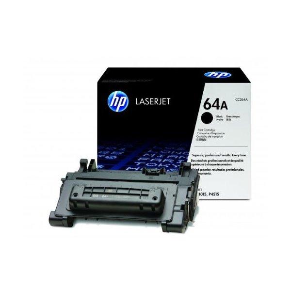 【送料無料】HP CC364A [プリントカートリッジ(LJ P4014/4015/4515)]【同梱配送不可】【代引き不可】【沖縄・北海道・離島配送不可】