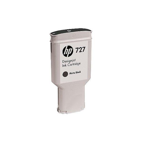 【送料無料】HP C1Q12A マットブラック HP 727 [純正インクカートリッジ]【同梱配送不可】【代引き不可】【沖縄・離島配送不可】