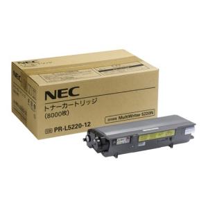 【送料無料】NEC PR-L5220-12 [トナーカートリッジ] 【同梱配送不可】【代引き・後払い決済不可】【沖縄・離島配送不可】