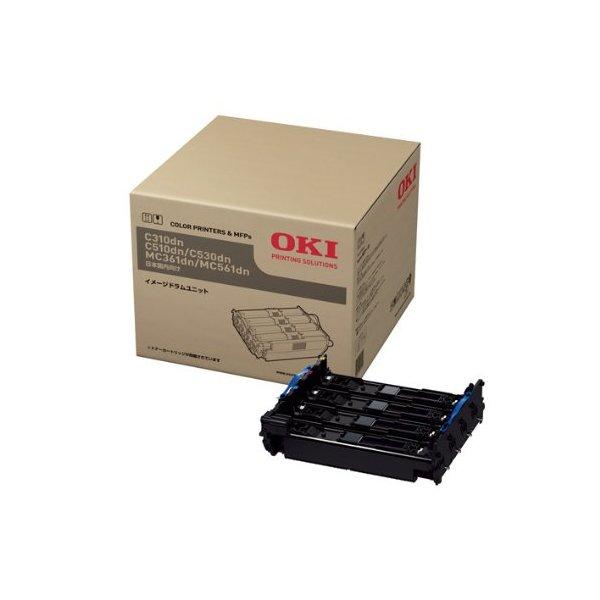 【送料無料】OKI ID-C4KA [イメージドラムユニット(C310dn/C510dn/C530dn/MC561dn/MC361dn)]【同梱配送不可】【代引き不可】【沖縄・北海道・離島配送不可】