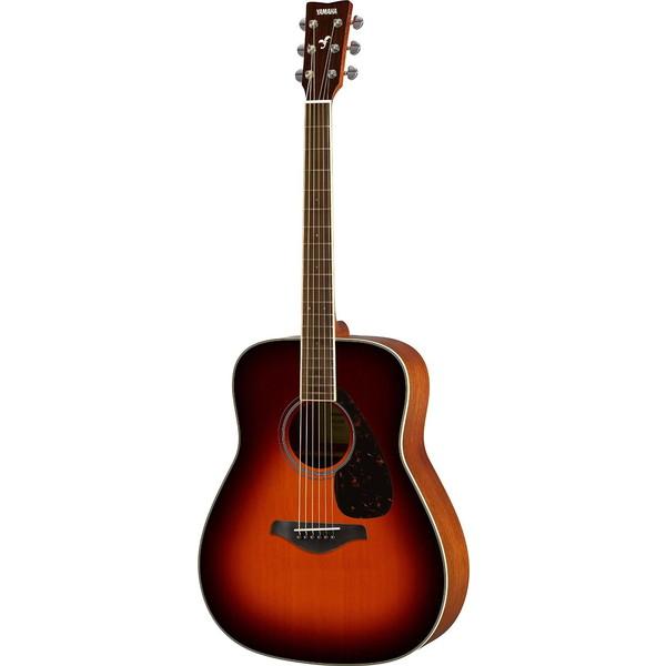 【送料無料】YAMAHA FG820BS ブラウンサンバースト FGシリーズ [アコースティックギター]