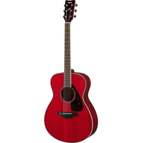 【送料無料】YAMAHA FS820RR ルビーレッド FSシリーズ [アコースティックギター]