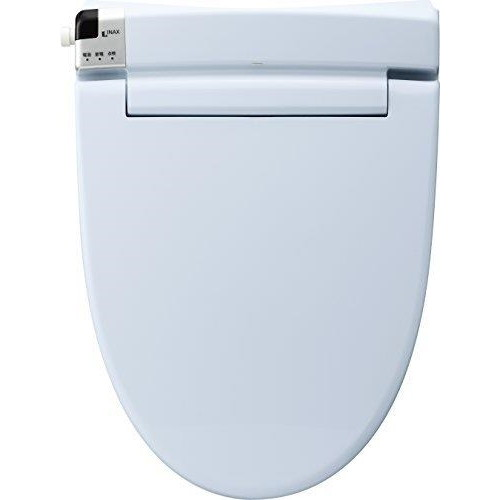 INAX CW-RT30 BB7 ブルーグレー [温水洗浄便座] リクシル りくしる Wパワー脱臭 温風乾燥 コードレスリモコン おしり泡ジェット洗浄 スリムボディー キレイ便座