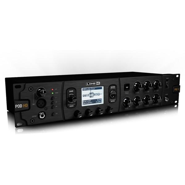 【送料無料】Line6 POD HD Pro X [アンプシミュレーター]