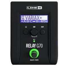 【送料無料】Line6 Relay G70 [ギターワイヤレスシステム]