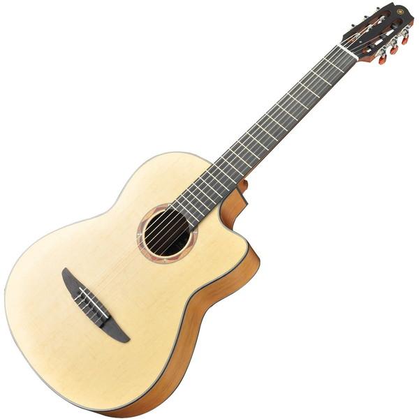 【送料無料】YAMAHA NCX700 [エレクトリックナイロンストリングスギター]