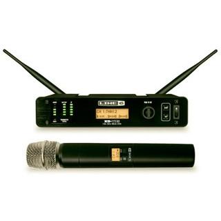 【送料無料】Line6 XD-V75 [デジタルワイヤレスマイクシステム (ハンドマイク) ]
