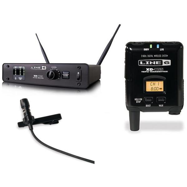 【送料無料】Line6 XD-V55L [デジタルワイヤレスマイクシステム (ラベリアマイク) ]