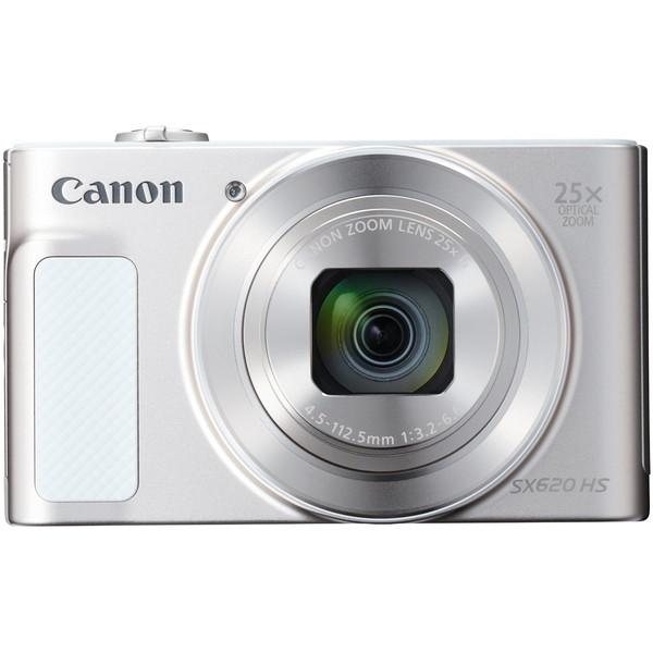【送料無料】CANON PowerShot SX620 HS ホワイト [コンパクトデジタルカメラ]
